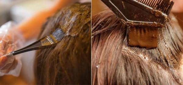 Как наносить хну для волос
