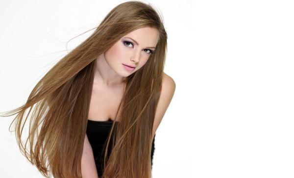 Длинные волосы – это уже эффектная прическа!
