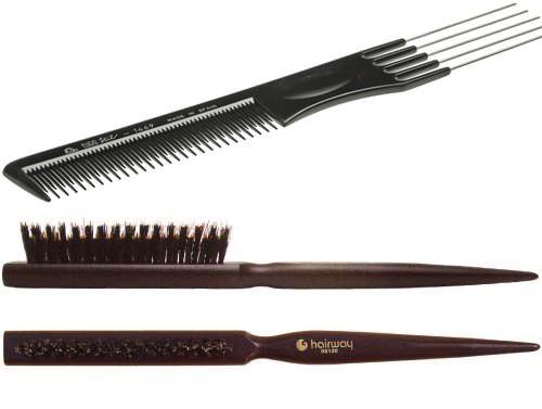 Инструменты для начесывания волос