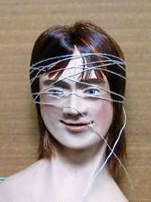 укладка волос куклы