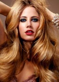 как получить карамельный цвет волос 3
