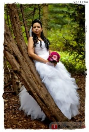 Август 2012г, красилась за 2 дня до свадьбы