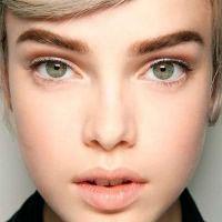 макияж для русых с зелеными глазами 6