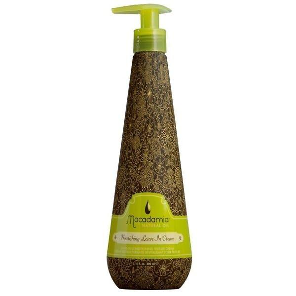 «Macadamia» – несмываемый крем, он облегчает процесс расчесывания локонов, защищает их от высоких температур.