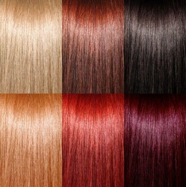 Краска обеспечивает стойкий и насыщенный равномерный цвет