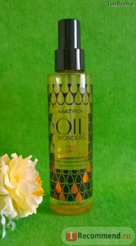 Масло для волос MATRIX Oil WONDER INDIAN AMLA фото