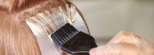 Мелирование волос для беременной