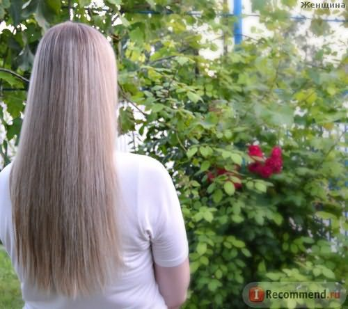 Шампунь Ollin Professional для восстановления структуры волос фото