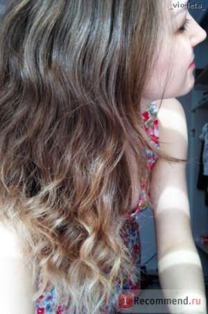 Мои волосы сегодня