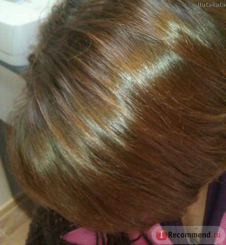 Порыжевшие к августу волосы