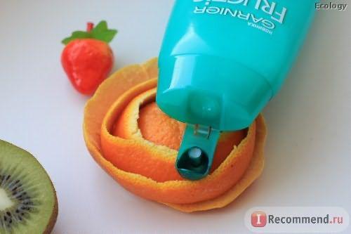Шампунь Garnier Fructis Укрепляющий для ослабленных волос