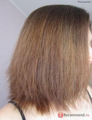 Экранирование волос Эстель Q3 THERAPY фото