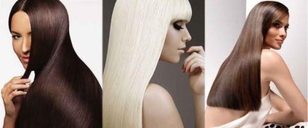 Блестящие, шелковистые волосы - и на вашей голове!