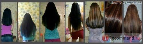 обратите внимание на качество волоса,а не на рост
