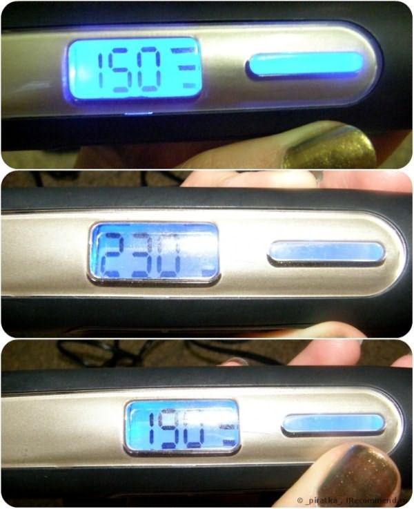 Температурные режимы, минимум, максимум и мой.