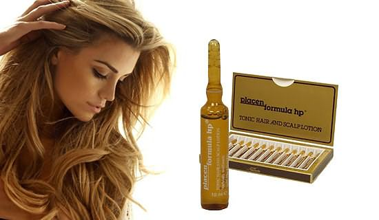 Ампульные витамины отлично помогают справляться с недугами волос.