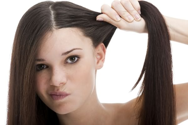 Если волосы густые – придется потратить больше времени!
