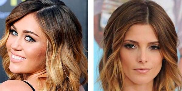 Модный тренд: окрашивание волос балаяж