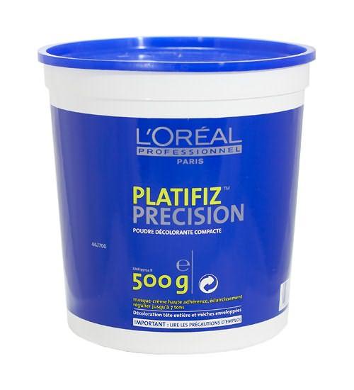 Platifiz Precision не используется на седых волосах ввиду своей мягкости и щадящего состава