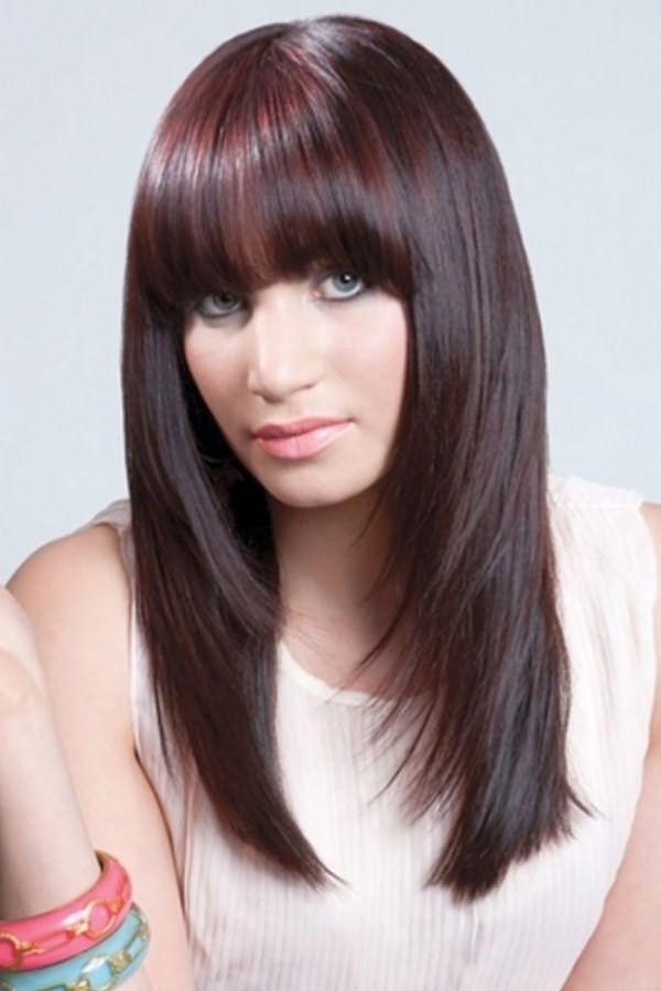 модное окрашивание волос 2014 фото