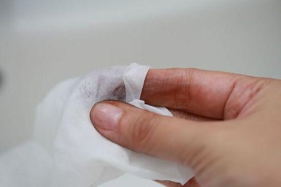 чем отмыть краску для волос с кожи