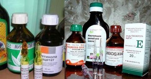 Традиционные ингредиенты для лечебных масок