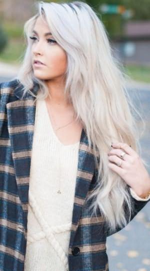 Раскошный блонд