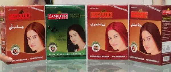 Иранская хна для волос