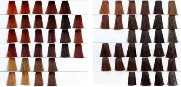 Какие бывают оттенки хны для волос