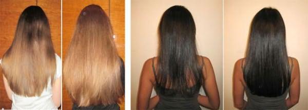 Волосы после горчицы