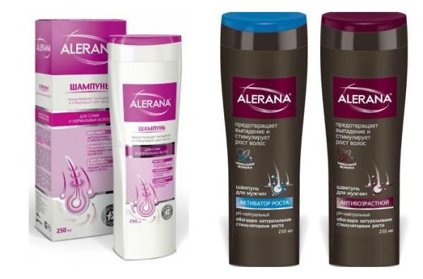 посоветуйте хороший шампунь против выпадения волос