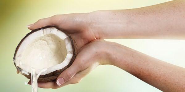 Половинка кокоса