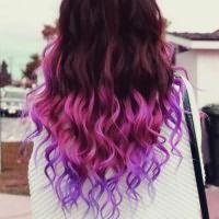 цвета для колорирования темных волос 9