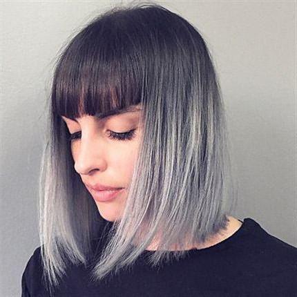 модные цвета окрашивания волос