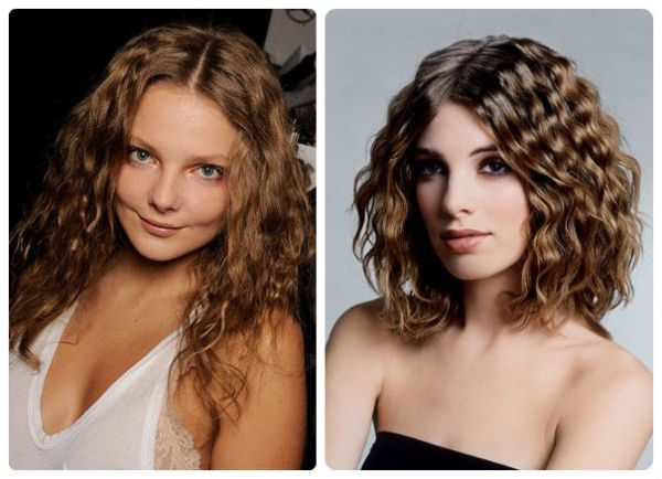 Как сделать волнистые волосы с помощью косичек 404