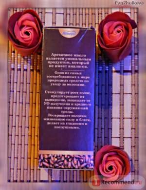 Масло арганы для волос Аспера из Марокко Argania spinosa фото