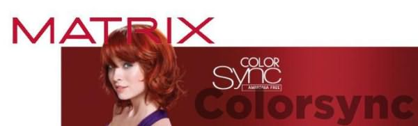matrix colour sync палитра