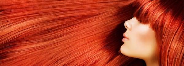 Оттеночный шампунь для рыжих