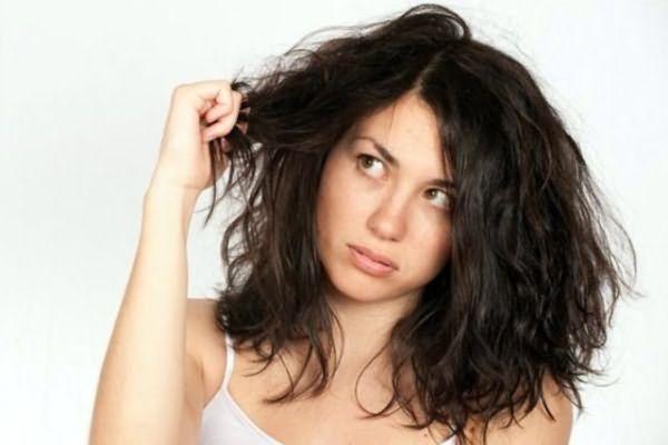 что делать чтобы волосы не пушились