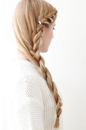 Романтичная коса
