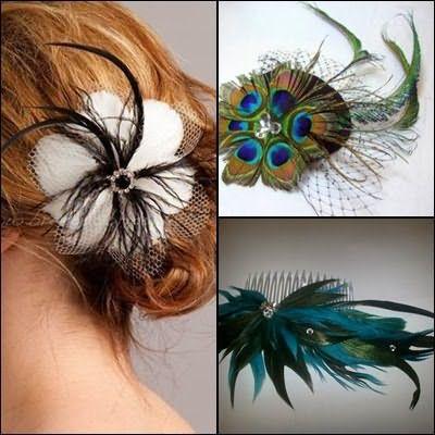 Элегантное украшение для волос способно стать подарком истинным ценителям уникальных вещей
