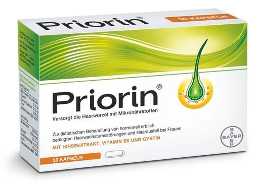 Витамины Приорин