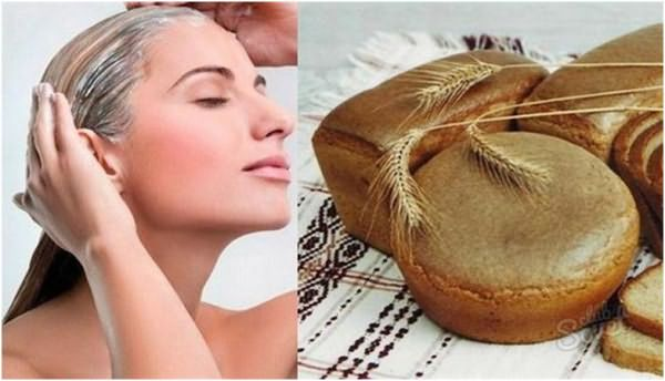 Девушка и хлеб