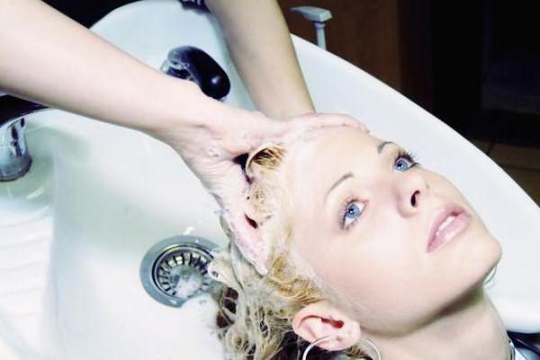 домашняя смывка для волос