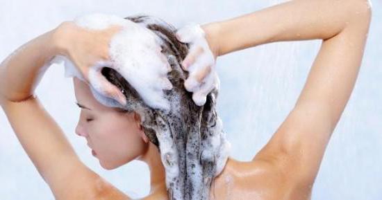 маски против пушистости волос