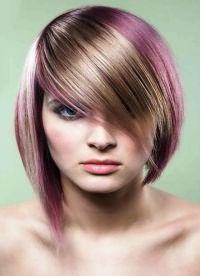 современное окрашивание волос 2016 30