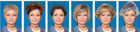 КОМУ ЗА 50. Как подобрать прическу по типу лица