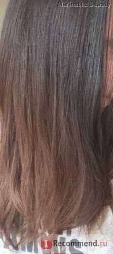 Волосики после масла
