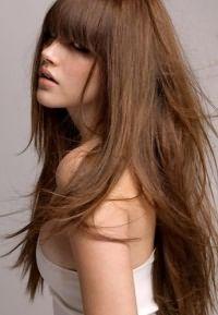 стильные стрижки на длинные волосы
