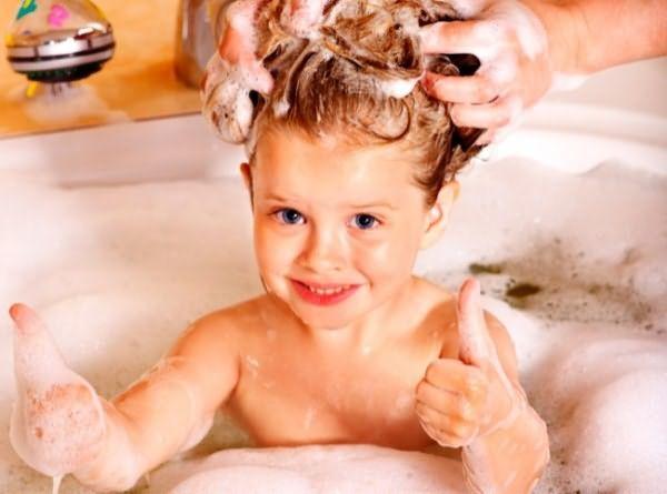 Мытье головы можно превратить в удовольствие!